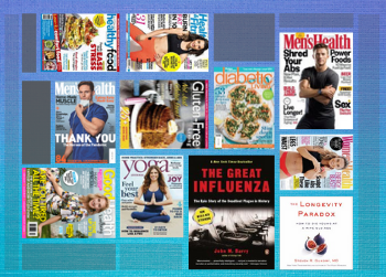 eMagazines and other eResources on health