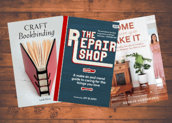 New eResources and books about Home, Garden and DIY