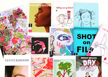 Zines come to Arapaki Manners Library