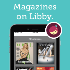 RBDigital Magazines coming to Libby