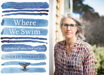 Where we swim, by Ingrid Horrocks