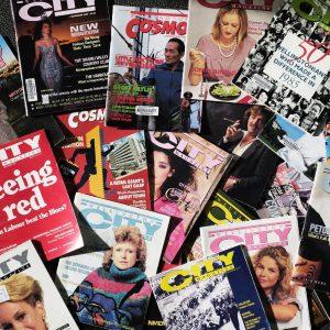 Wellington City Magazine on Recollect
