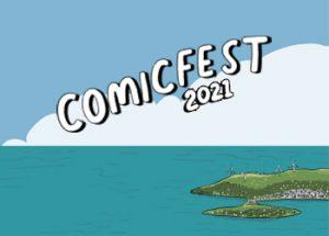 ComicFest 2021 logo