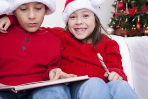 Christmas storytimes