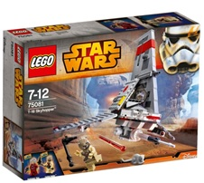 Lego Star Wars T-16 Skyhopper