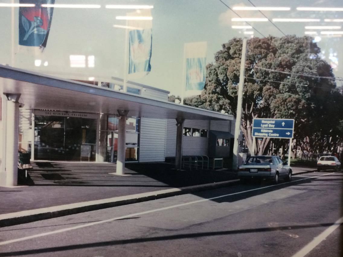Kilbirnie library 1997