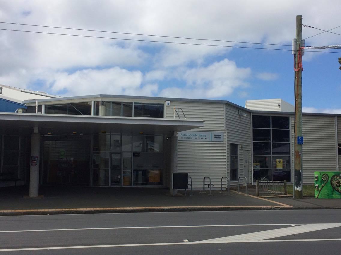 Kilbirnie library 2017