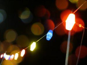 Celebratory lights