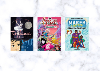 10 new junior comics to celebrate the new year!