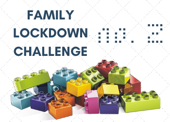 Family Lockdown Challenge: LEGO® Building Challenges