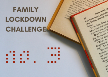 Family Lockdown Challenge: Kids' Club eBook Reviews
