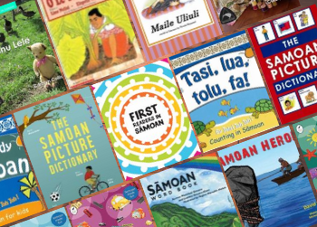 Tālofa Lava! Celebrate Samoa Language Week 2020!