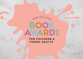 NZ Book Awards for Children and Young Adults: YA Finalists!