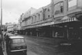 Views of Manners Street, up and down, 28 January 1975