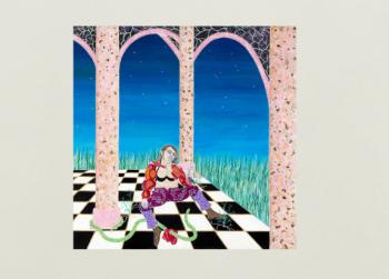 New library 'Wellington' music on CD – May: Womb/April Fish/Estère/Backyard Burial/Darren Watson/Steph Casey/Thomas Oliver/Julia Deans/Frank Burkitt Band